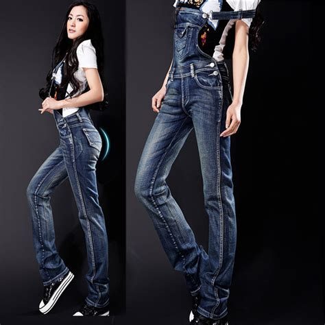 aliexpress buy denim jumpsuit 2014 denim overalls for wd 1950 from