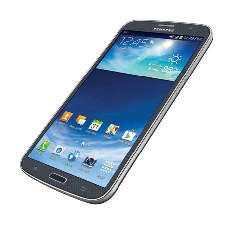 Samsung Android samsung galaxy mega 16gb blue 4g lte android smart phone sprint excellent condition used