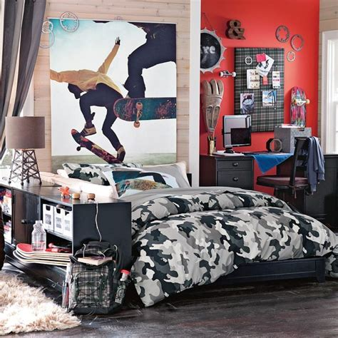 skateboard bedroom skateboard bedroom coolest bedrooms pinterest