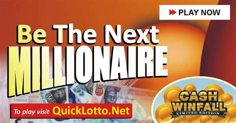 How Much Money Do You Win On Big Brother - do you know you can win big on quicklotto with just n200