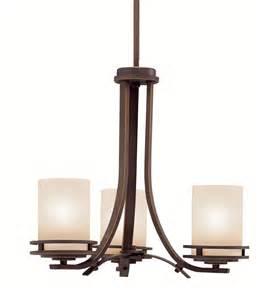 Kichler Lighting Hendrik Kichler 1671oz Hendrik Three Light Mini Chandelier