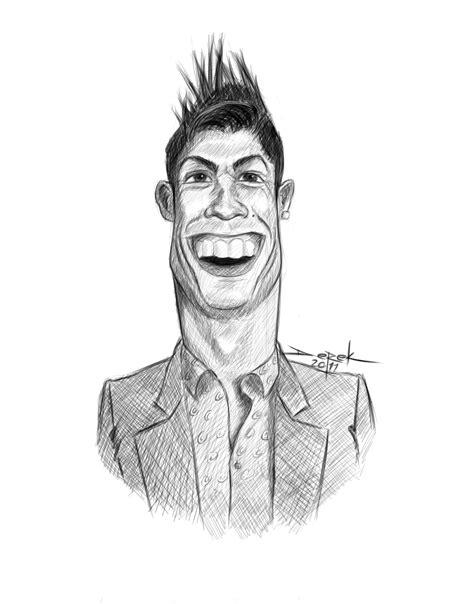 C Sketches by Sketch Of C Ronaldo