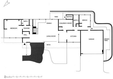 Richard Neutra Archigraphie Neutra House Plans