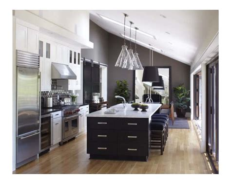 Sloping Ceilings by Sloped Ceiling Kitchen