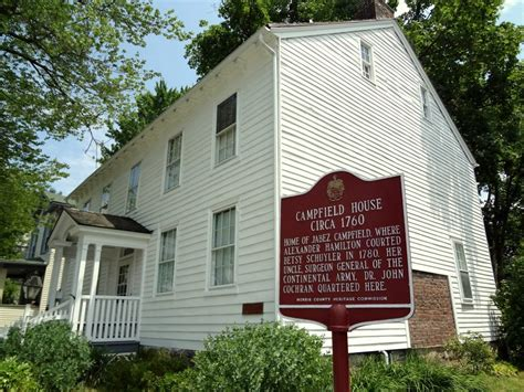 schuyler house love and war in morristown