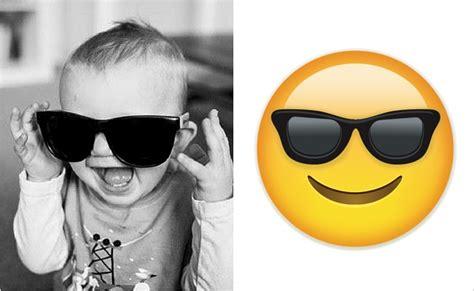 ten adorable babies  resemble emojis