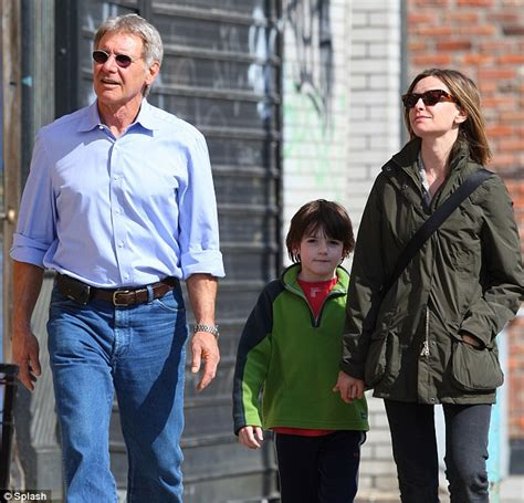 How Many Children Does Harrison Ford Harrison Ford And Www Pixshark Images