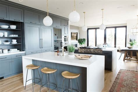 Painted Kitchen Cabinet exciting kitchen design trends for 2018 lindsay hill