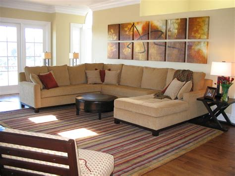 rooms with sectional sofas photo page hgtv