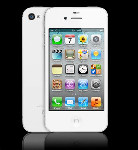 Jual Iphone 4s 16gb White B U apple announces iphone 4s featuring new siri personal