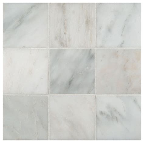 Kitchen Tiling Ideas Backsplash arabescato carrara 4 quot x 4 quot honed marble floor and wall