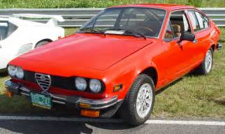 Alfa Romeo Gtv Parts Alfa Romeo Alfetta Technical Details History Photos On