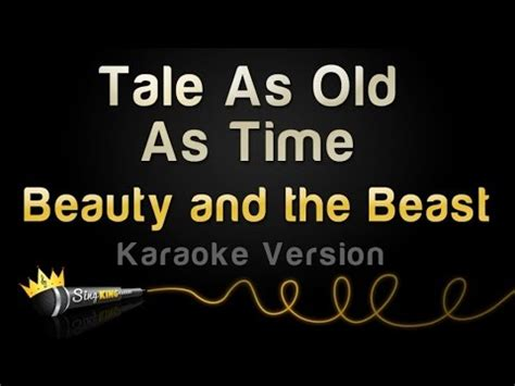 beauty and the beast tale as old as time free mp3 download beauty and the beast tale as old as time karaoke