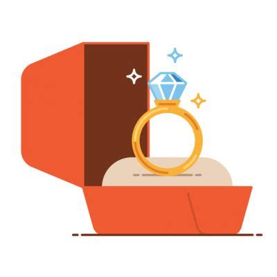 the surprising origins of engagement rings get ordained