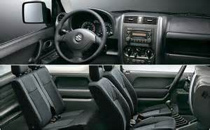 Suzuki Jimny Interior Exclusive India Likely To Become Production Hub For The