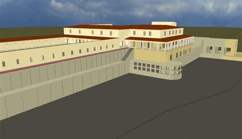 Italian Villa Floor Plans a virtual model of the villa dei papiri the getty iris