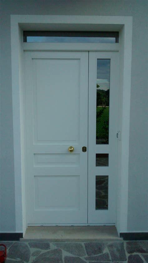 portone ingresso portone ingresso in legno falegnameria nuova pretolani