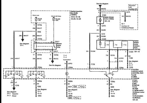 2003 f450 ford truck wiring diagram ford auto parts