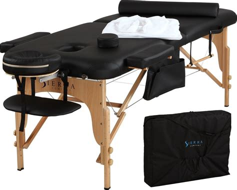 sierra comfort cama para masajes profesionales portatil sierra comfort