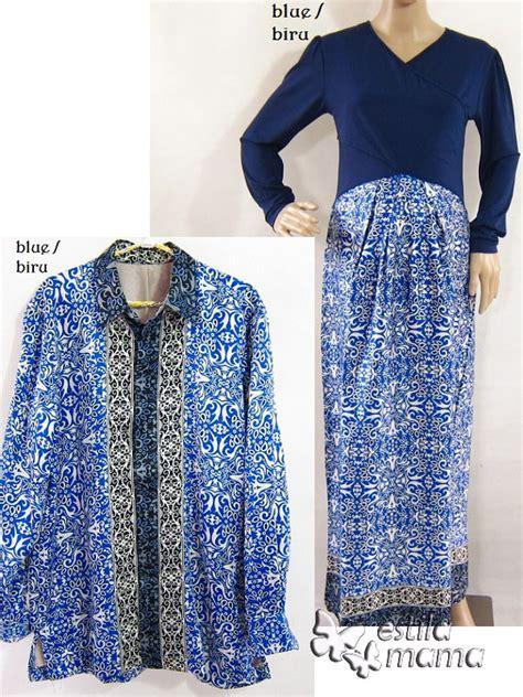 Specialized Biru Lgn Pendek gayatri gamis menyusui batik biru estila