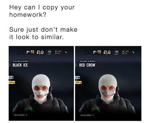 clone your can i copy your homework shittyrainbow6