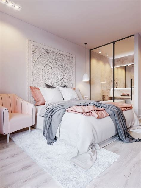 grey white pink bedroom 25 best ideas about pink grey bedrooms on pinterest