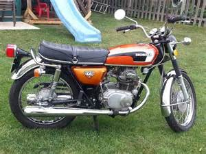 Honda Cb 175 Buy 1972 Honda Cb175 On 2040 Motos