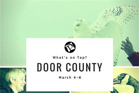 Door County Calendar Of Events by Owls A Story Slam More Weekend Plans Door County Pulse