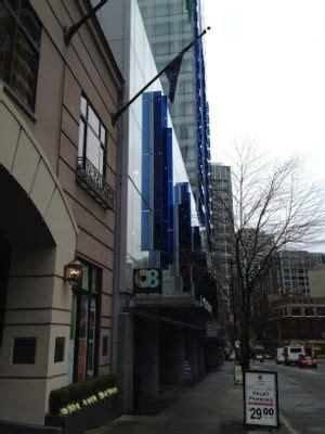 seattle hotels near light rail haytt olive 8 good downtown seattle walking hotel with