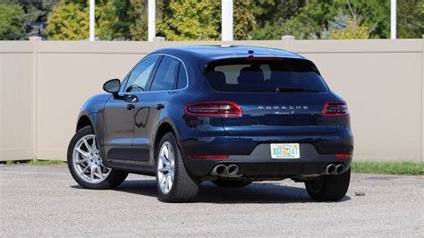 2017 Macan S by 2017 Porsche Macan S Review Photo