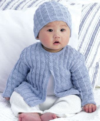 Woolen Coat By Baby Panda baby knitting patterns free australia knitting bee