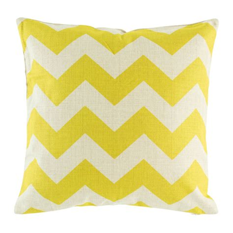 big cushions nz buy large lime yellow zig zag cushion cover