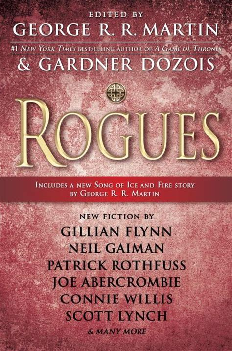 Rogues George R R Martin george r r martin rogues anthology will feature new targaryen story nerdalicious
