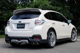 Subaru Xv Turbo Subaru Xv Crosstrek Turbo Kit Autos Post
