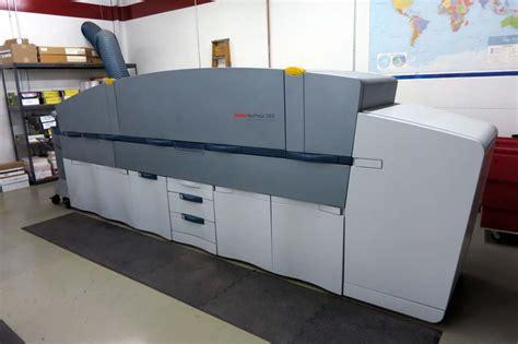 Katun Viskos Digital Print 3 lot 10 2008 kodak nexpress 2100 digital printing press w