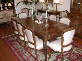 accent tables for dining room french provincial dining