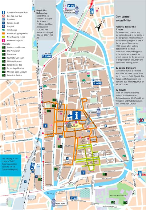 netherlands map delft large delft maps for free and print high