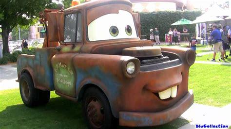 mater truck meet greet lightning mcqueen size mater