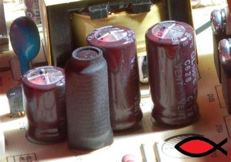 samsung ln52a550p3fxza capacitor kit seller profile procapacitors
