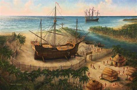que barco de cristobal colon se hundio manuel rosa muestra el verdadero destino del buque