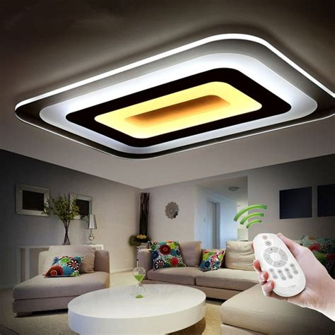 m 233 chant design light blue home decoratings modern led ceiling lights for indoor lighting plafon led