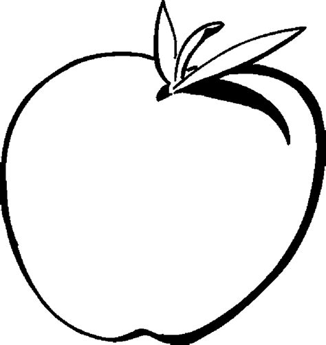 apple logo coloring pages free apple logo coloring pages