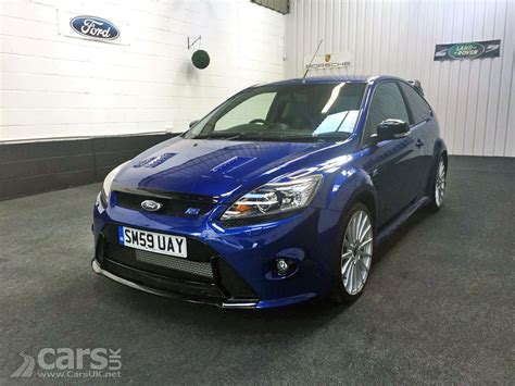 brand new 2009 ford focus rs expected to fetch more than