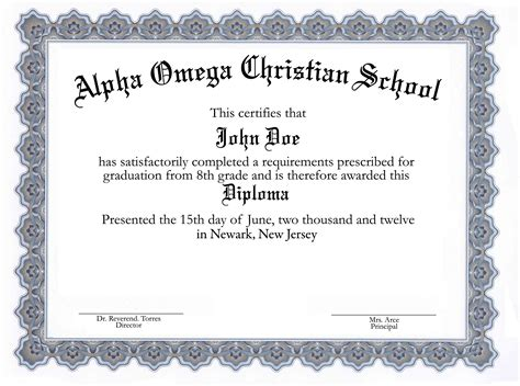 templates of certificates and diplomas diploma certificate template free 28 images 6