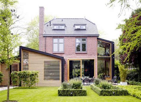 moderner anbau an altes haus altbau nachher freundliches einfamilienhaus bild 3