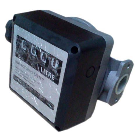 Fuel Meter Bensin fm 120 4 bit g1 digital diesel fuel flow meter fuel