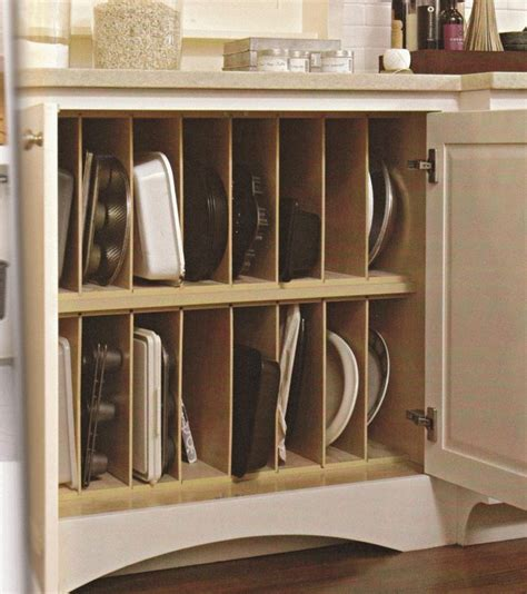 Baking Storage by Best 25 Pot Lid Storage Ideas On Pinterest Storing Pot