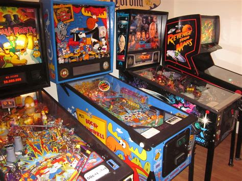 arcades at home chicago area pinball repair