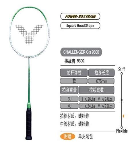 Raket Victor Challenger Pro 868 victor racket challenger cls 9300 sport sarko