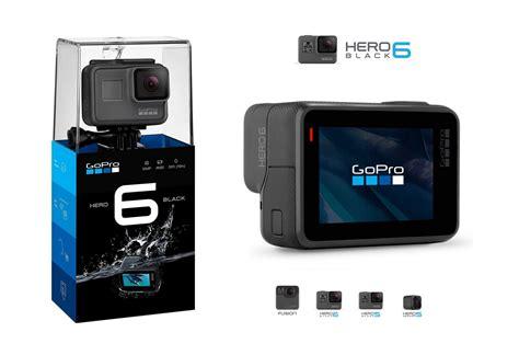 Gopro Hero6 Gopro 6 Black Combo Supreme 32gb Spinindo nachschlag gopro 6 leakt mit weiteren specs und bildern notebookcheck news